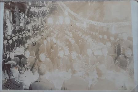SWB 1906 Christmas Dinner