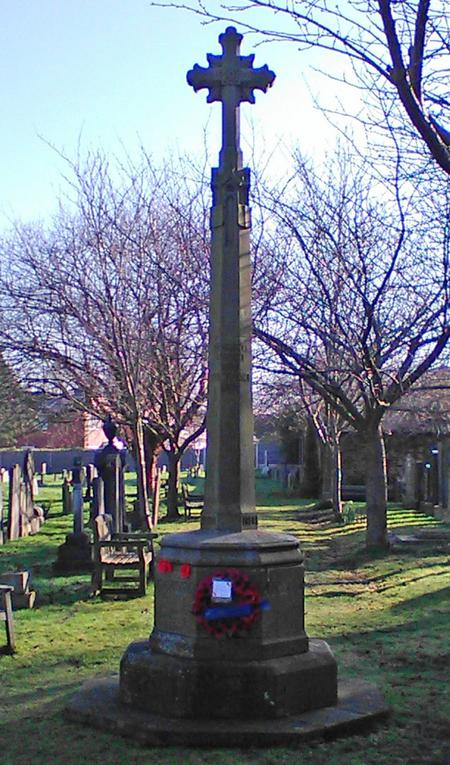 Timperley Christchurch Churchyard.