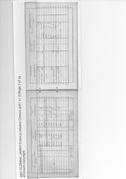 1911 Census Elie