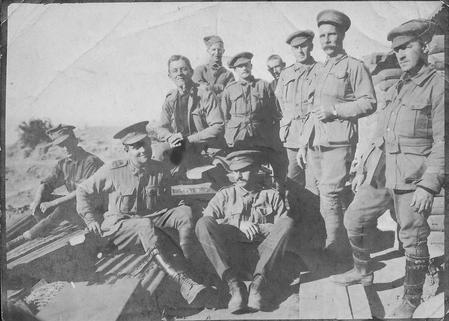 Last of the ANZAC engineers at Gallipoli