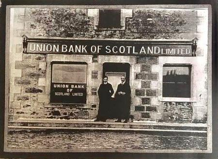 Walter Imlah, Union Bank, Portknockie