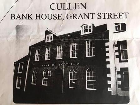 The Union Bank of Scotland, Cullen