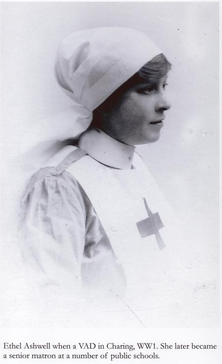 Profile picture for Ethel Jane Ashwell