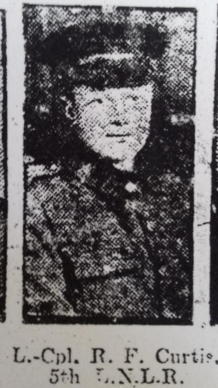 Profile picture for Reginald Curtis
