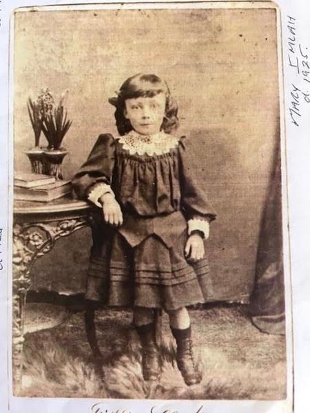 Mary Emeline Imlah, sister of Walter Imlah