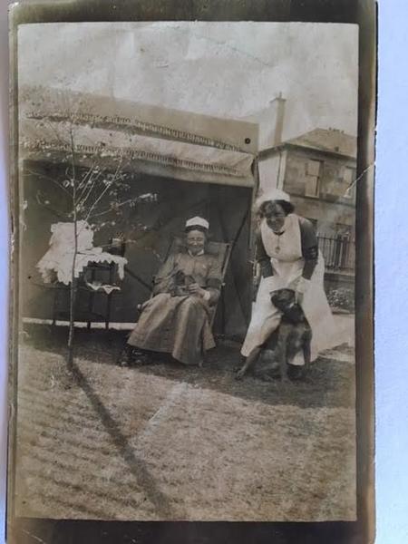 Nurse Mary Imlah 1881 - 1925