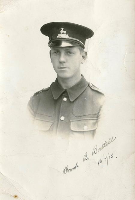 Profile picture for Frank Bernard Brettell