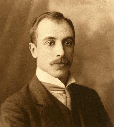 Profile picture for Edmund Spencer