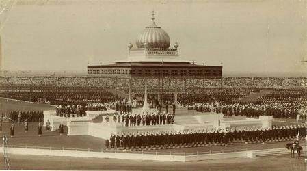 Coronation Delhi Durbar Royal Pavilion