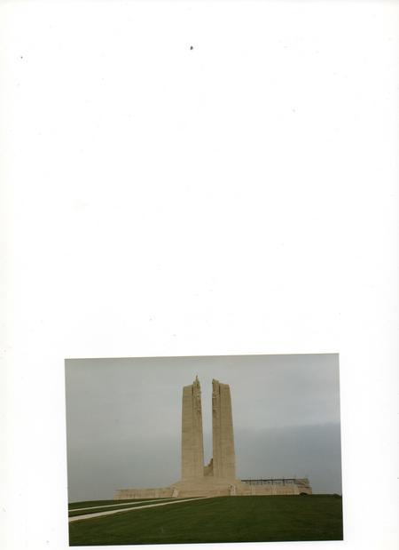 Vimy Ridge Memorial, France