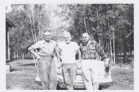 Barry Galbraith and sons