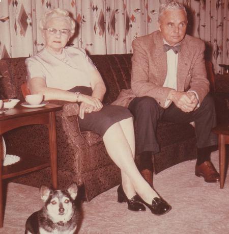 Barry and Nan Galbraith