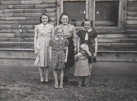 Barry Galbraith's daughters