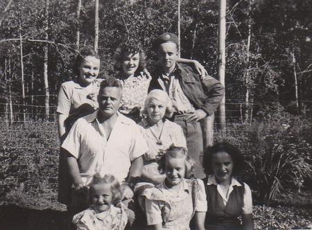 Barry Galbraith's Family