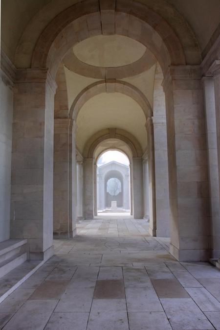 Arras Memorial, Pas de Calais, France 4