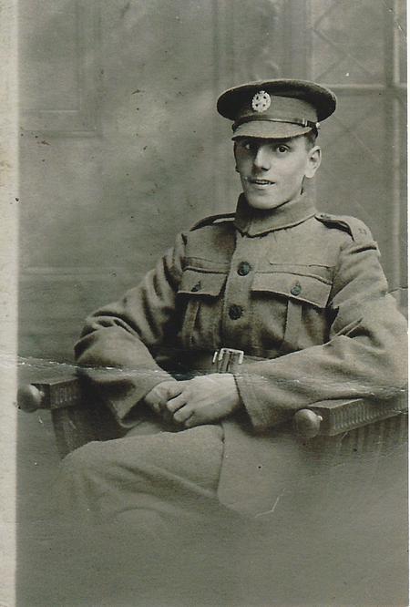 Profile picture for John William Potter