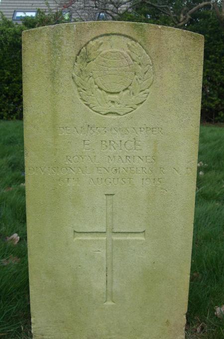 Profile picture for Edward Albert Brice