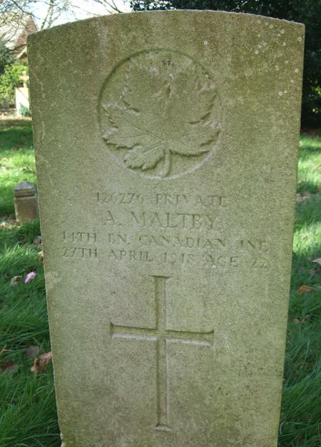 Profile picture for Arthur Maltby