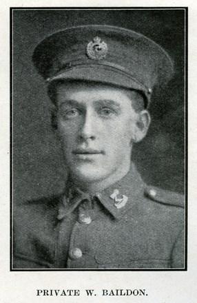 Profile picture for William Baildon