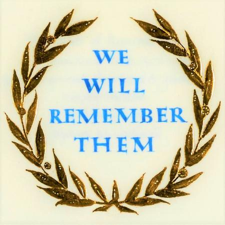 Barclays Bank - We Will Remember Them
