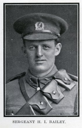 Profile picture for Henry Irwin Bailey