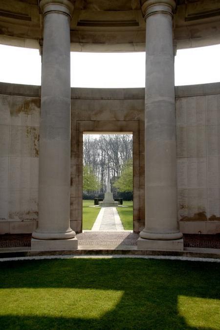 Ploegsteert Memorial, Hainaut, Belgium 2
