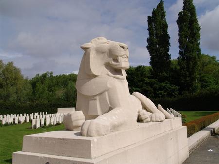 Ploegsteert Memorial, Hainaut, Belgium 3