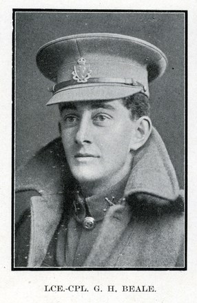 Profile picture for Geoffrey Hilton Beale