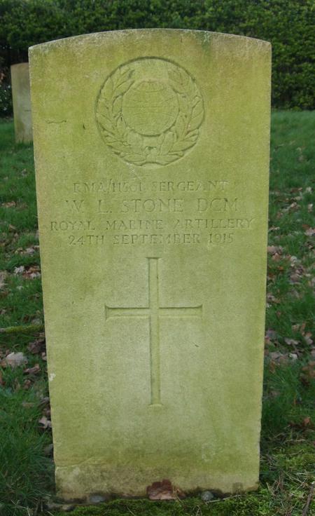 Profile picture for William Leonard Stone