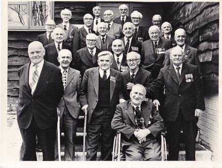 16th Battalion KRRC - Reunion at Denham