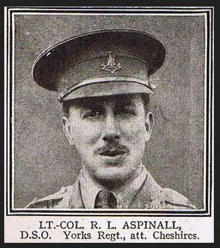Profile picture for Robert Lowndes Aspinall