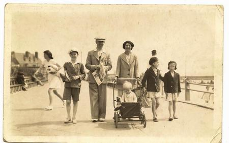 Family outing 1937