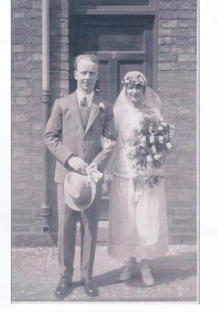 Harry's Wedding Day