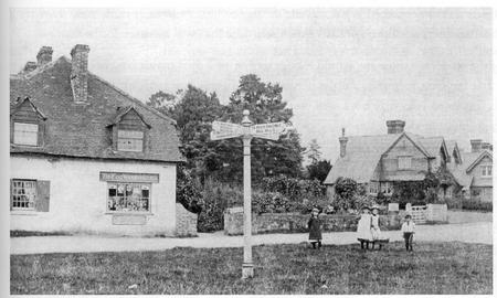 Photograph of East Woodhay Village Stores