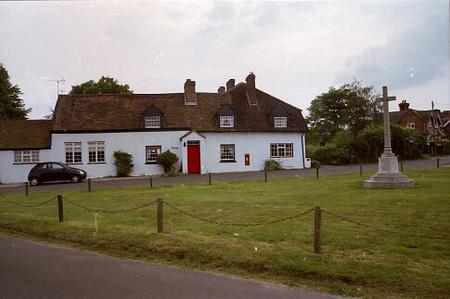 Photograph in East Woodhay