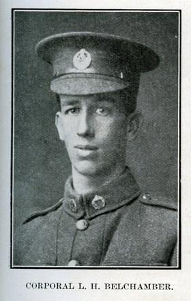 Profile picture for Leslie Henry Belchamber