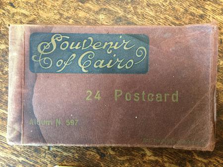 Souvenir of Cairo