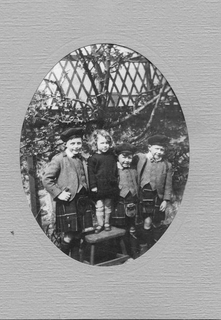 The Imlah Children, Easthaven, Buckie