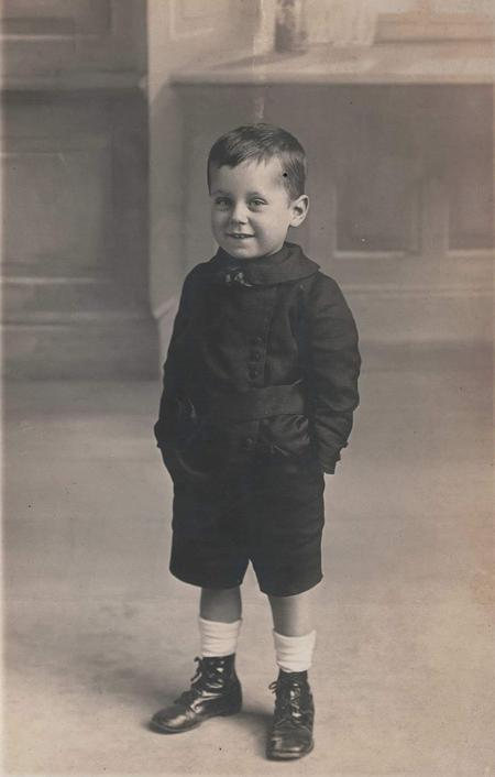 Leonard Gamble Inman - Son Of Horace Gamble Inman