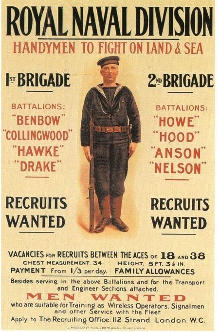 RND recruitment poster