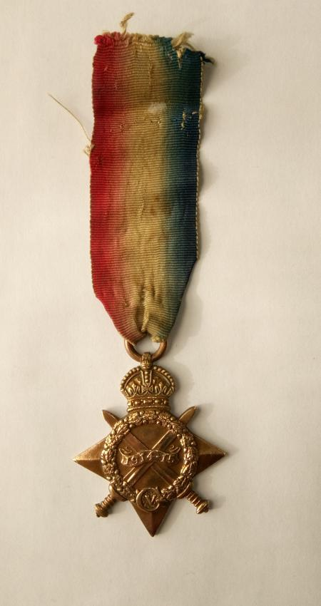 WW1 Campaign Medal - 10858 Michael Dorman