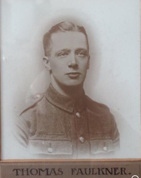 Profile picture for Thomas Wild Faulkner