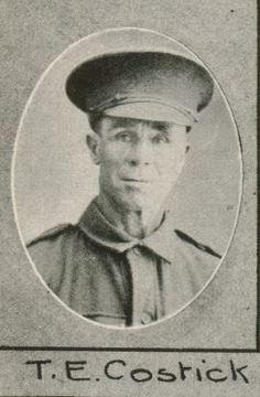 Profile picture for Thomas Edwin Cosstick