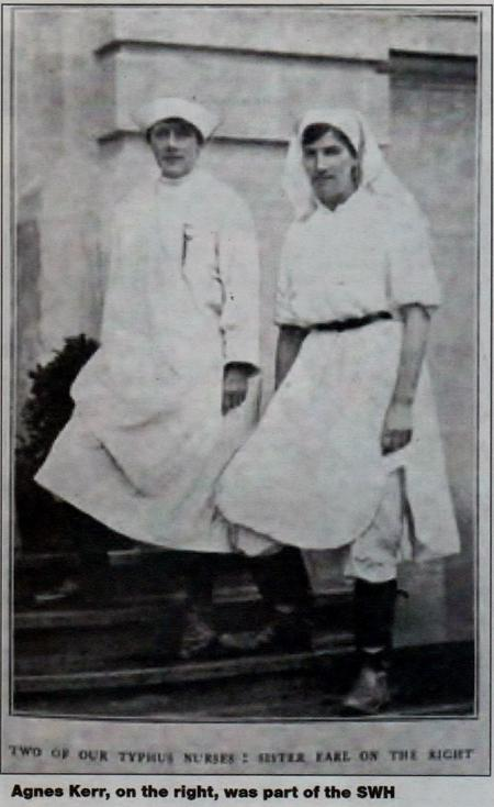 Agnes Kerr Earl