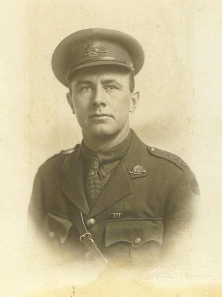 Lt. Albert Edward Victor Taylor