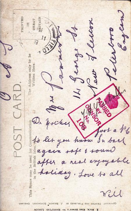 postcard 1 - reverse
