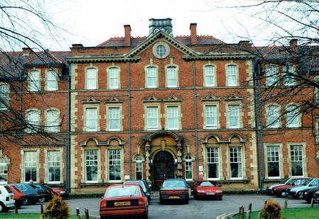 Leicester Hospital, January 1915