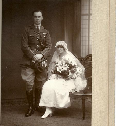 Arthur Young and Elizabeth Bateman