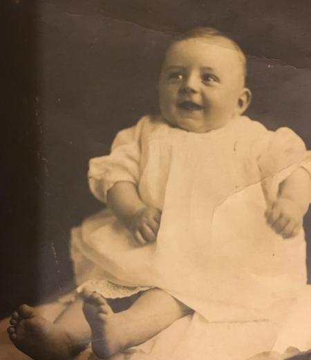 Baby Walter Mackay Imlah 1920
