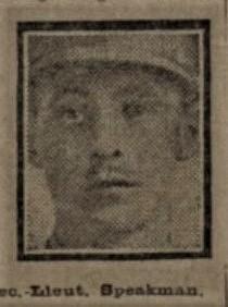 Profile picture for Ernest Vernon Speakman